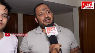 Bangalore :: Discussion with Our Reporter Bhabani Shankar Pati