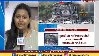 Ahmedabad: ફાયરસેફટી મુદ્દે બેઠક - Mantavya News