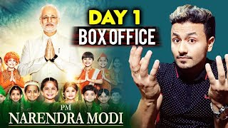 PM Narendra Modi | Day 1 Collection | Box Office Prediction | Vivek Oberoi