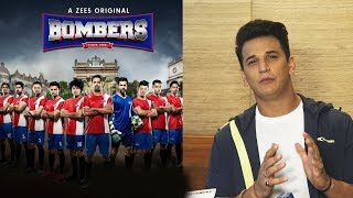BOMBERS Web Series | Prince Narula Interview | ZEE5 Original