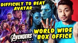 Avengers Endgame Worldwide Box Office Collection Difficult To BEAT AVATAR