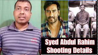 Syed Abdul Rahim Biopic Shooting And Release Details