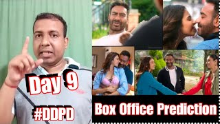 De De Pyaar De Box Office Prediction Day 9