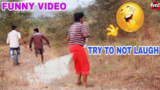 Must Watch Very Funny ???????? New Comedy Videos 2019 - Prank Video - Silent Comedy Video - A.S Films