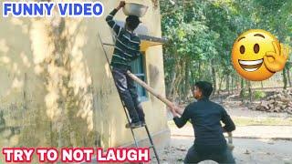 COMEDY VIDEO - दम है तो हँसी रोक के दिखाओ - Dum Hai To Hansi Rok Ke Dikhao - A.S Films