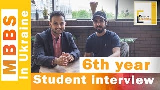 MBBS in Ukraine| 6th year Student from Punjab| Kharkiv|