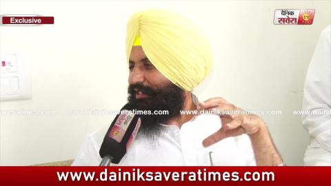 Exclusive Interview: MP Ravneet Bittu और Minister Ashu का करूंगा Sting : Simarjit Bains