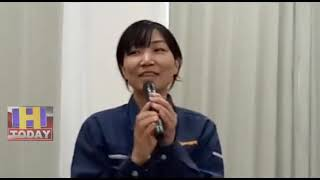 25 N 4 Shreya rangra delivered her speech in Nagoya Electrical Limited during Japan tour