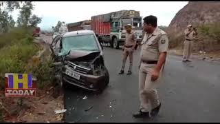 25 N 6 B 2  Three killed in three separate accidents in Bilaspur district