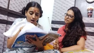 Funny Moments With My Mummy - Akshara Singh Official