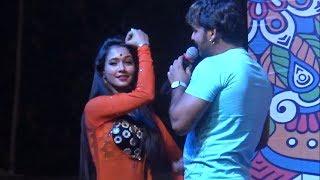 Rate Diya Buta Kya Kya Kiya राते दिया बुता - Pawan Singh Ka New Stage Show Nokha Bihar