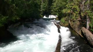 ♥♥ Relaxing 3 Hour Video of a Mountain River