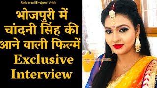 Exclusive Interview Chandani Singh - चांदनी सिंह की आने वाली फिल्में...