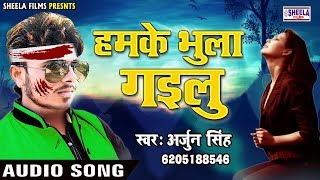 Popular Bhojpuri Song - Humke Bhula Gailu - Arjun Singh - हमके भुला गइलू