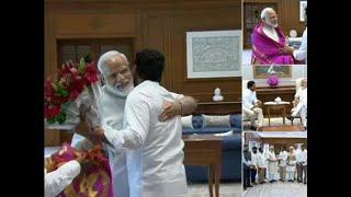 YSRCP chief Jaganmohan Reddy met PM Modi