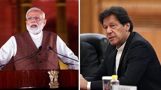 Pakistan PM Imran Khan calls Narendra Modi to congratulate him on election victory