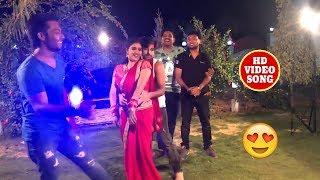 Chandani Singh और Rakesh Mishra का जबरदस्त Live Dance - कमर के कलच कहेला - New Bhojpuri Songs 2018