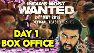 Indias Most Wanted | Day 1 Collection | Box Office | Arjun Kapoor
