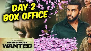 Indias Most Wanted | 2nd Day Collection | Box Office Prediction | Arjun Kapoor