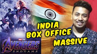 Avengers Endgame TOTAL Box Office Collection | INDIA | MASSIVE