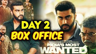 Indias Most Wanted | Day 2 Collection | Box Office | Arjun Kapoor