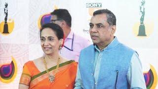 Paresh Rawal Kay Kay Menon Vaishali Sawant At 56th Maharashtra State Awards 2019