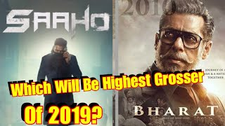 Saaho Vs Bharat l Which Film Be The Highest Grosser Of 2019? Audience Poll