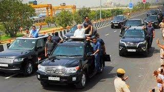 PM Modi Convoy | BJP | Narendra Modi Convoy | Top Telugu TV