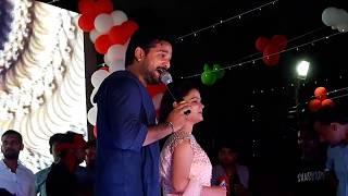 Ritesh Pandey Live Stage Show In uttar Pradesh - पियवा से पहिले  - Bhojpuri Stage Show