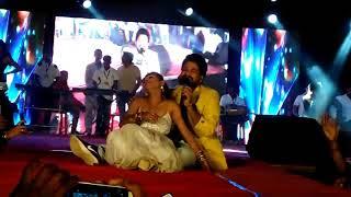 #Ritesh Pandey स्टेज पर रो पड़े Live स्टेज शो लाइव | Ritesh Pandey Live Stage Show 2018