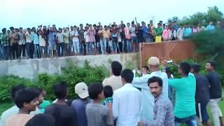 Ritesh Pandey - भरी संख्या में पहुंचे लोग Ritesh Pandey से मिलने