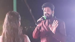 अक्षरा सिंह और रितेश पांडेय के बिच हुआ मुकाबला Live Stag  Show 21 September 2019
