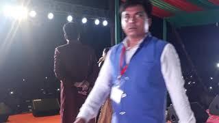 Ritesh Pandey & Akshara Singh का सबसे बड़ा दर्द भरा Stage Show