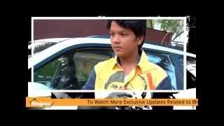 Exclusive Interview of Rishabh Kashyap(Golu) With bhojpurinama.com
