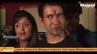 Pakhi Hegde, Monalisa & Rinku Ghosh on Film Muhrat With Nirahua