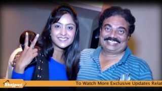 Hot Subhi Sharma With Pawan Singh On Trial Show of Movie Banaraswali
