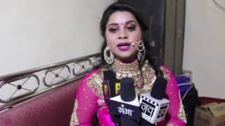 Actress Anara Gupta