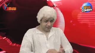 Arnab Ji ki News with bakchod launda