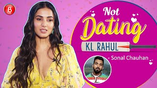 Sonal Chauhans CANDID CONFESSION On Dating KL Rahul