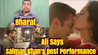 Salman Khans Best Ever Performance In Bharat says Director Ali Abbas Zafar