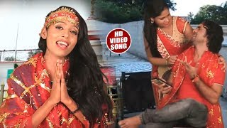 Sujeet Sugna का सबसे हिट Devi Geet 2018 - Lai Da Lalaka Chunariya - Latest Bhojpuri Devigeet