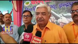 28 MAY N 7 B 2  10-day Indraprastha Regional Test Camp going on in Sundar Nagar