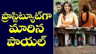 వేశ్యగా మారిన పాయల్ | Payal Rajput New Movie Updates | RX100 Movie Fame | Top Telugu TV