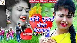 कईसे भुलाई तोहार बेवाफ़ाई    Kaise Bhulai Tohar Bevafai   Chandu Raj   Bhojpuri Sad SOng
