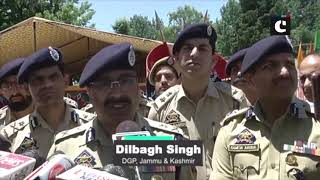 There are around 275 terrorists out of whom around 75 are foreign terrorists: J&K DGP