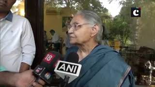 Leadership of Rahul Gandhi is precious for Congress, won't let him resign: Sheila Dikshit