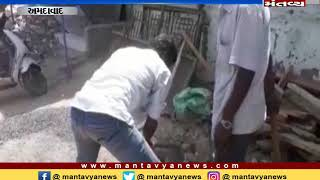 Ahmedabad: કાઉન્સિલર કિશોર થવાણીનો પાણીના કનેકશન કાપતો વિડીયો વાયરલ - Mantavya News