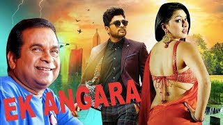 New South Indian Dubbed Action Movie / Ek Angara (2019) / South Indian Movie Dubbed In Hindi