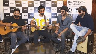 ICC Cricket World Cup 2019 Anthem | Sanam - The Band Exclusive Interview