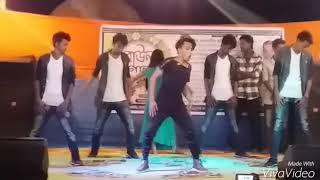HOT dance JD OSMAN|| হেইলা দুইলা নাচ|| JD Osman